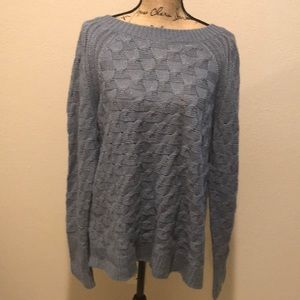 Ann Taylor cable sweater NWT
